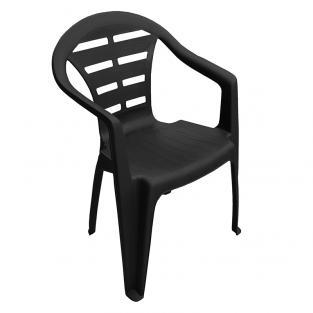 Садовое кресло для дачи Moyo антрацит