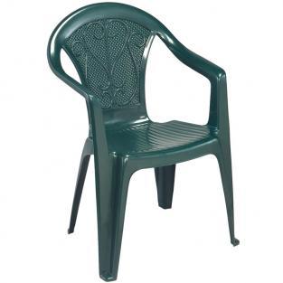 Садовое кресло для дачи Ole зеленый