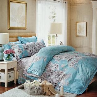 Комплект постельного белья Elway EW063 евро