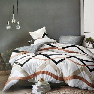 Комплект постельного белья Elway EW068 евро