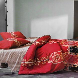 Комплект постельного белья Elway EW076 семейный