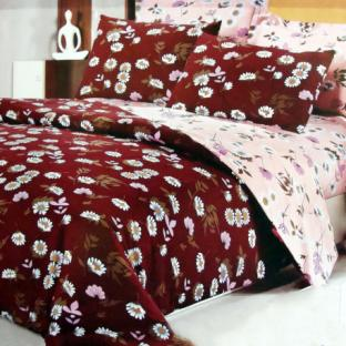Комплект постельного белья из сатина Elway 3153