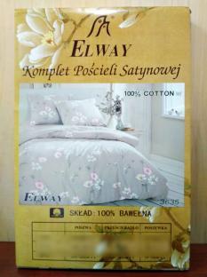 Комплект постельного белья из сатина Cosmey