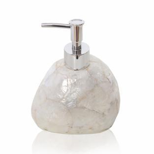 Дозатор для мыла Irya Sedef beyaz белый