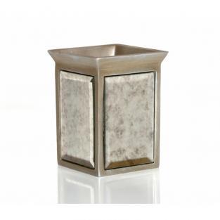 Стакан для зубных щеток Irya Mirror bronz бронзовый