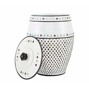 Ведро для туалета Irya Ottova gri серый