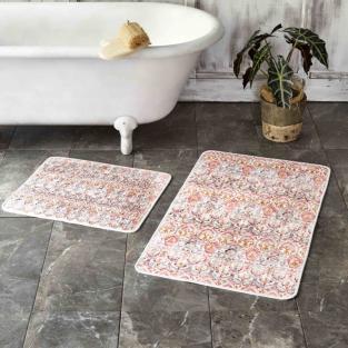Набор ковриков Karaca Home Marodisa 60x100 см + 50x60 см