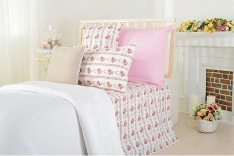"""Набор для кровати """"Цветы"""""""