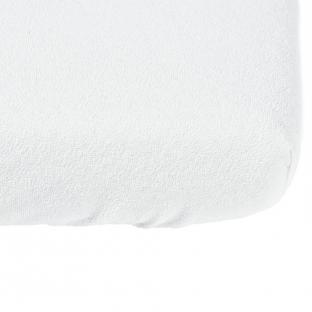 Наматрасник в детскую кроватку Идея AQUA STOP с бортом по периметру 60x120 см