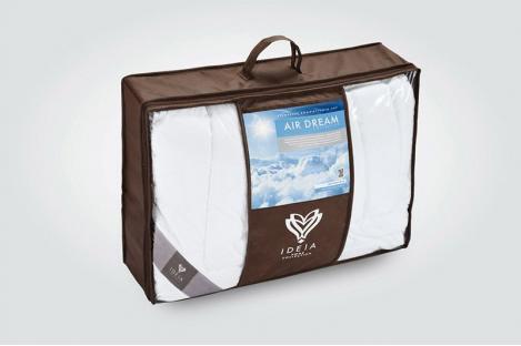 Летнее антиаллергенное одеяло Air Dream Premium