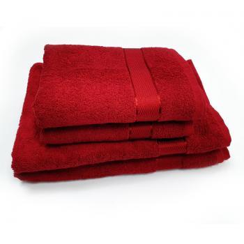 Полотенце махровое для душа Бордо 70x140 см