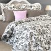 Комплект постельного белья из сатина Рандеву какао
