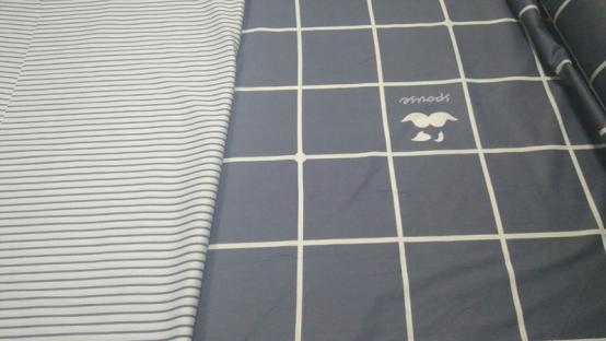 Комплект постельного белья из сатина Багратиони
