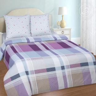 Комплект постельного белья из поплина Эстет