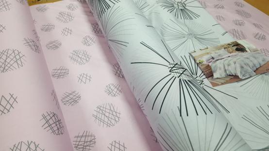 Комплект постельного белья из сатина Фрау