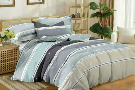 Комплект постельного белья из сатина Континент