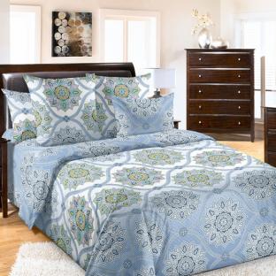 Комплект постельного белья из перкаля Серенада
