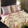 Комплект постельного белья из поплина Утренний сад