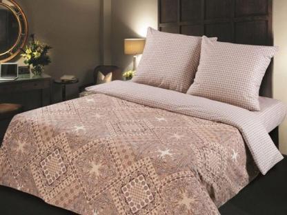 Комплект постельного белья из поплина Италия