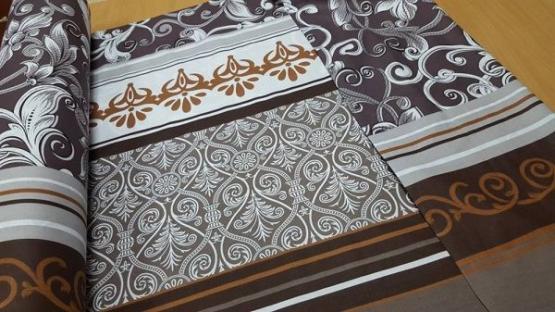 Комплект постельного белья из ранфорса Модус