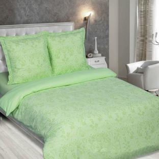Комплект постельного белья из поплина Грация-Свежесть