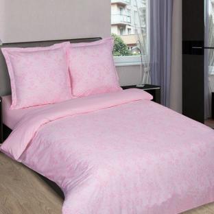 Комплект постельного белья из поплина Грация-Роза