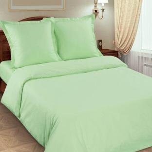Комплект постельного белья из поплина Свежесть