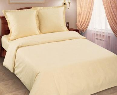 Комплект постельного белья из поплина Шампань