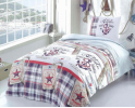 Комплект постельного белья из хлопка Якорь