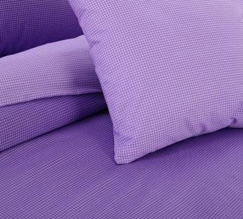 Комплект постельного белья из перкаля Ежевичный смузи