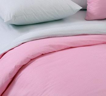 Комплект постельного белья из перкаля Воздушный поцелуй