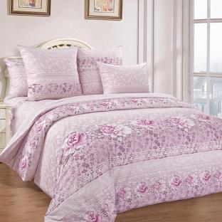 Комплект постельного белья из перкаля Объятие