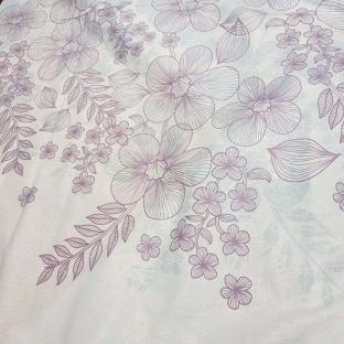 Комплект постельного белья из перкаля Гипюр