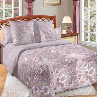 Комплект постельного белья из перкаля Вальс цветов