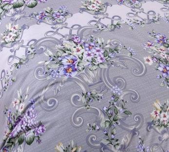 Комплект постельного белья из перкаля Флер