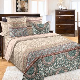 Комплект постельного белья из перкаля Визаж