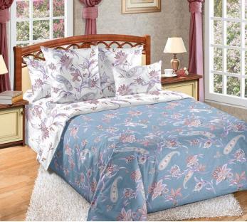 Комплект постельного белья из перкаля Виавель