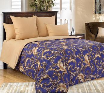 Комплект постельного белья из перкаля Медичи
