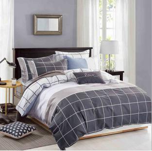 Комплект постельного белья из сатина Готти