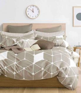 Комплект постельного белья из сатина Зазеркалье
