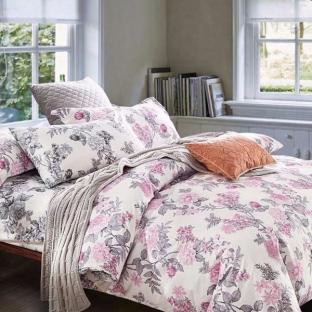 Комплект постельного белья из сатина Фукко
