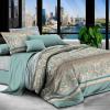 Комплект постельного белья из сатина Кипарис