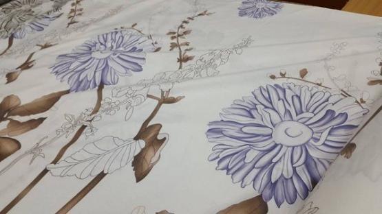 Комплект постельного белья из сатина Либерти