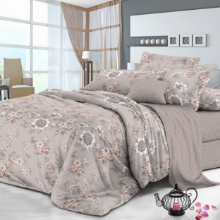 Комплект постельного белья из сатина Сопрано
