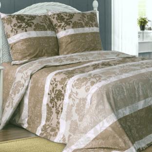 Комплект постельного белья из хлопка Шарми