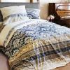 Комплект постельного белья из хлопка Гранд-При