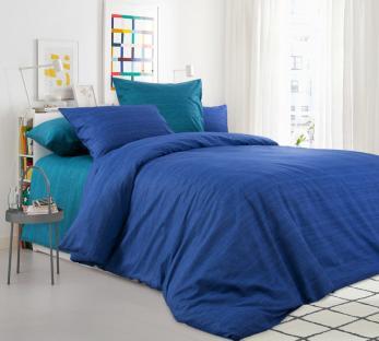 Комплект постельного белья из перкаля Летняя ночь