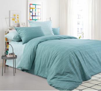 Комплект постельного белья из перкаля Северный ветер