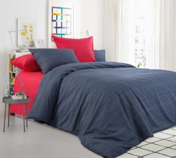 Комплект постельного белья из перкаля Закат