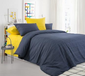 Комплект постельного белья из перкаля Затмение